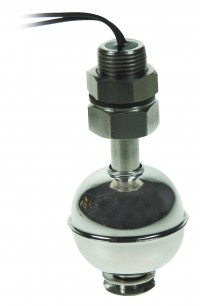 Level Switch – RF-50 1 Stainless Steel Vertically Mounted
