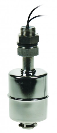Level Switch – RF-45 1 Stainless Steel Vertically Mounted