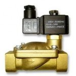 Solenoid Valve - Series 29 Servo Assisted Diaphragm Normally Open