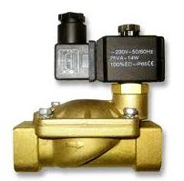Solenoid Valve – Series 29 Servo Assisted Diaphragm Normally Open