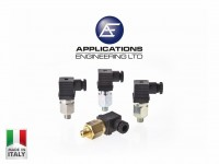 Vacuum Switch – AVA/AVS Range Adjustable with SPDT Contacts
