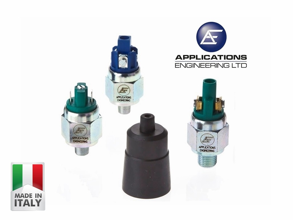 MPA/MPS Range Adjustable with SPST Contacts Pressure Switch