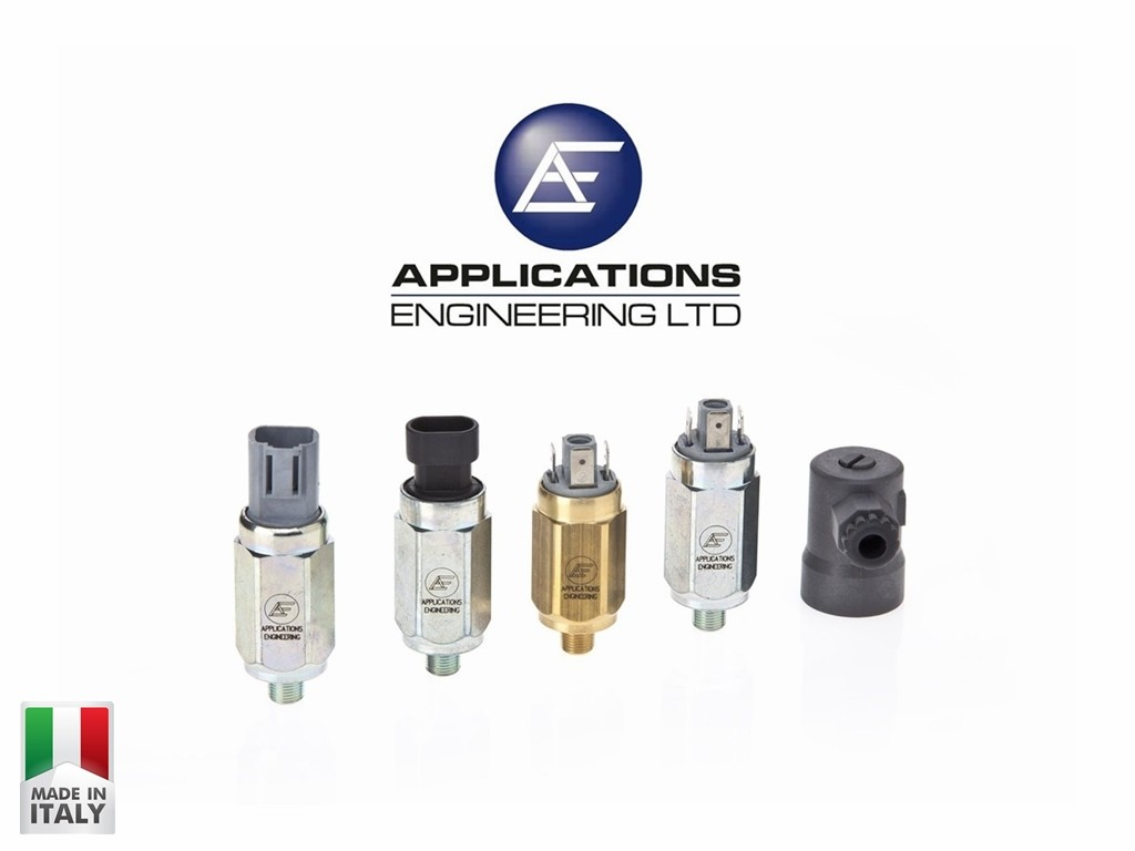 Vacuum Switch – VCA/VCS Range Adjustable with SPDT Contacts