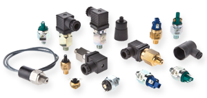 Pressure Switches Product Range