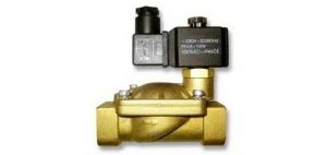 Solenoid Valve – Series 23 Servo Assisted Normally Closed