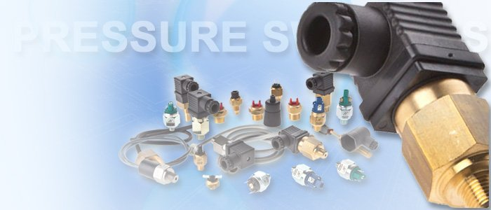 Pressure switches banner