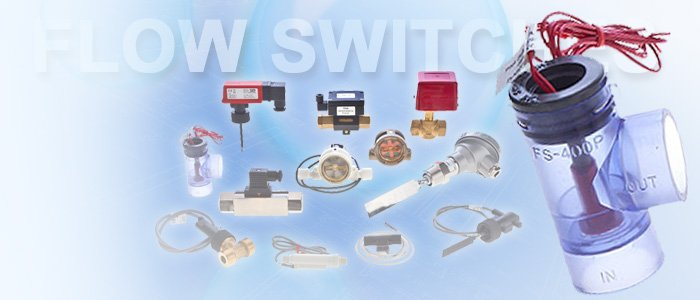 Flow switches banner