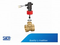 Flow Switch – VK3 Range With Brass Tee