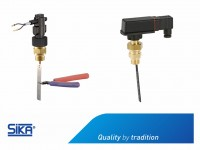 Flow Switch – VHS06/VH306 Range With Trimmable Paddle