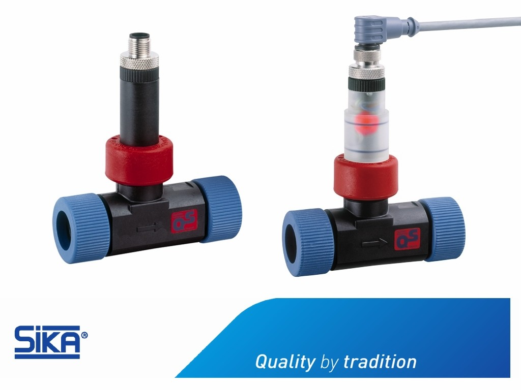 Flow Sensor – Turbotron Options AI and VE