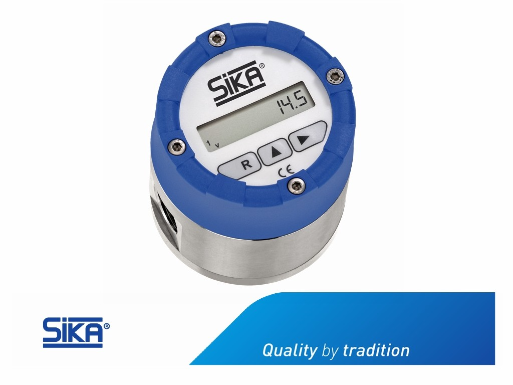 Flow Sensor – VO Oval Gear Flow Meter