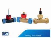 Flow Sensor – Turbotron VT 15 Series