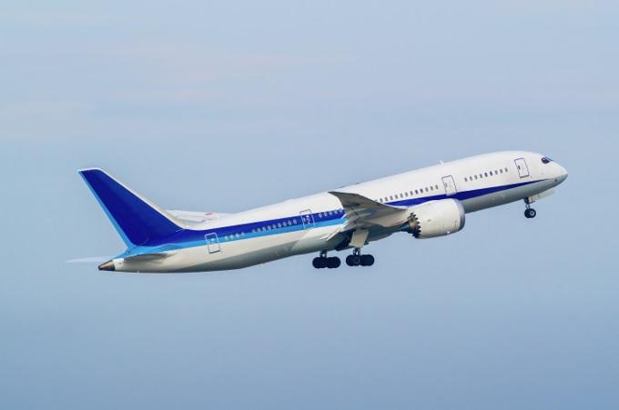 Boeing 787-8 blog image