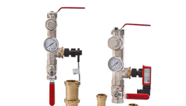 Fire Valve Set Image