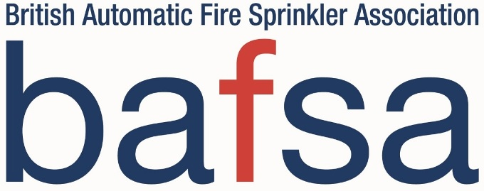 The British Automatic Fire Sprinkler Association (BAFSA) Logo