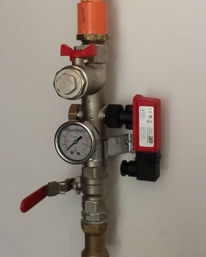 Residential fire sprinklers