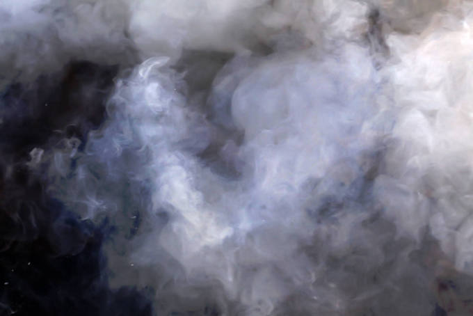 Image showing thick smoke resulting from a fire
