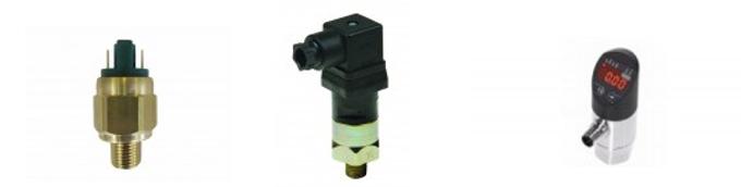 Pressure Switches Range Image