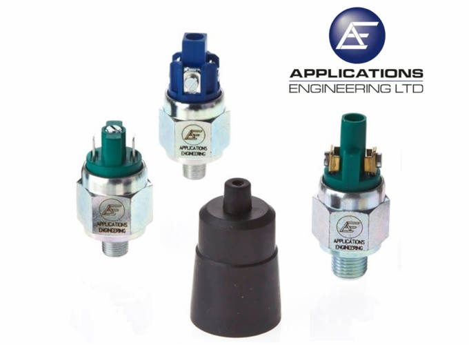 Applications Engineering - Collection of Pressure Switches