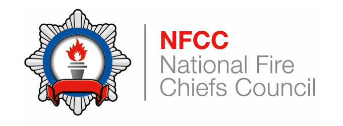 NFCC National Fire Chiefs Council Logo