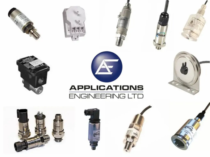 Applications Engineering - Pressure Transducers and company logo